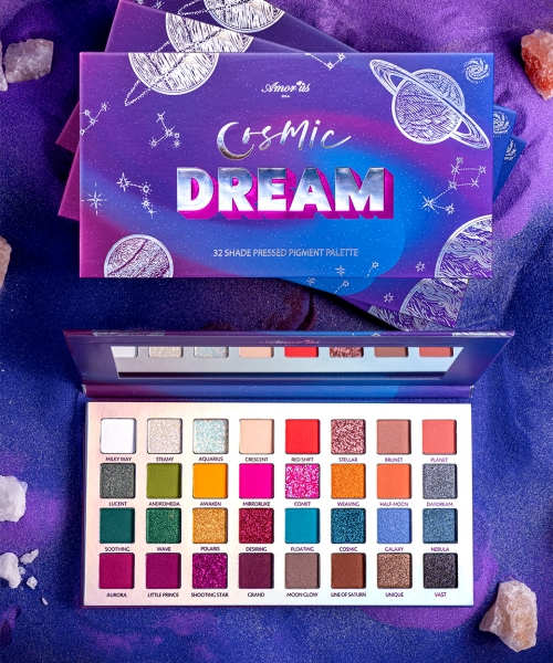 Cosmic Dream Flat With Packaging